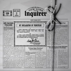 "Citizen Kane Overture (7"" Inch Etched Vinyl) [cover artwork]"