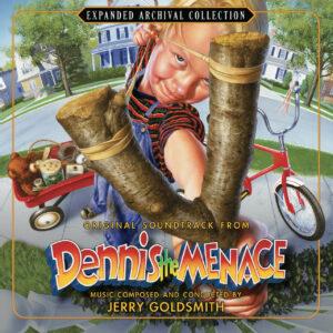 Dennis the Menace Limited Edition Soundtrack Score [CD] (album cover artwork)