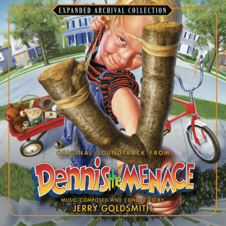Dennis the Menace Limited Edition Soundtrack Score [CD]