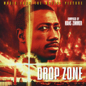 Drop Zone: Music from the Motion Picture (CD) [album cover artwork]