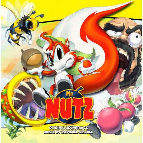 Mr. Nutz Original Soundtrack (CD)