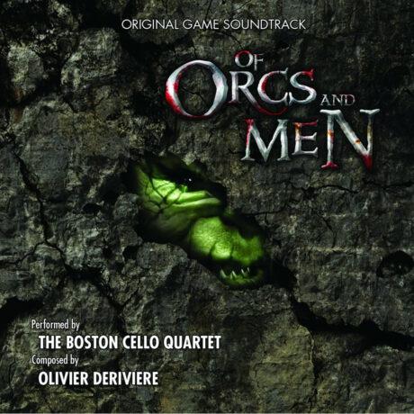 Of Orcs and Men Original Game Soundtrack (CD)