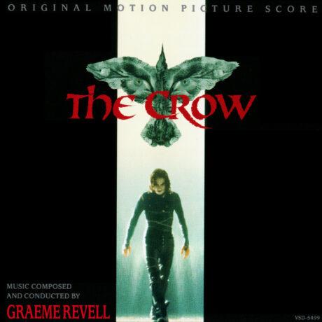 The Crow Original Motion Picture Soundtrack Score
