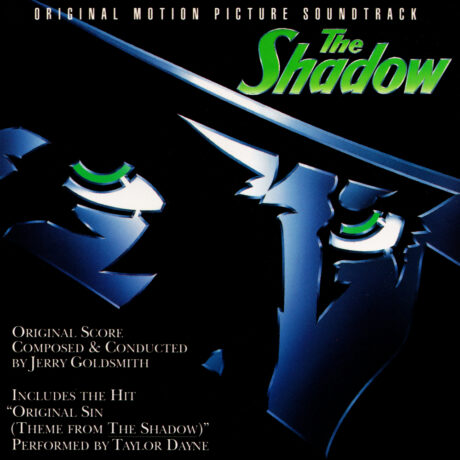 The Shadow Original Motion Picture Soundtrack [CD] 078221876322
