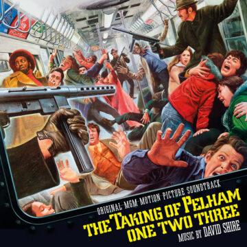 The Taking of Pelham One Two Three Soundtrack (CD) [album cover artwork]