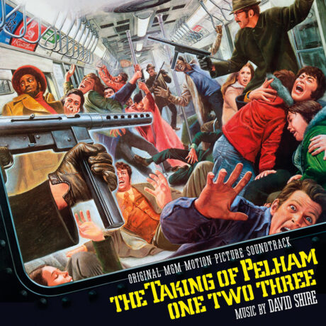The Taking of Pelham One Two Three Soundtrack (CD)