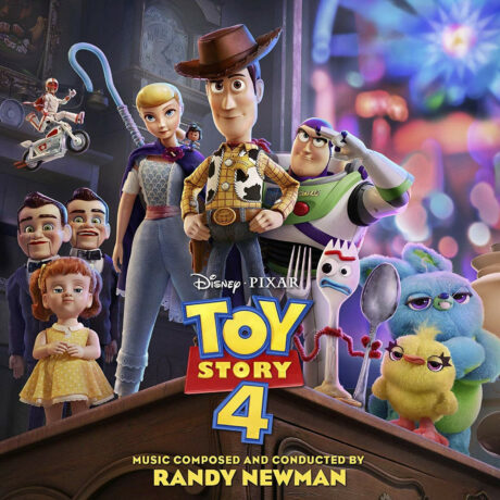 Toy Story 4 (Original Motion Picture Soundtrack) [CD]
