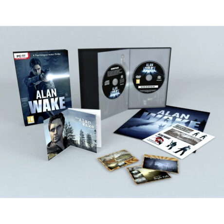 Alan Wake: Special Edition (PC DVD-ROM) contents