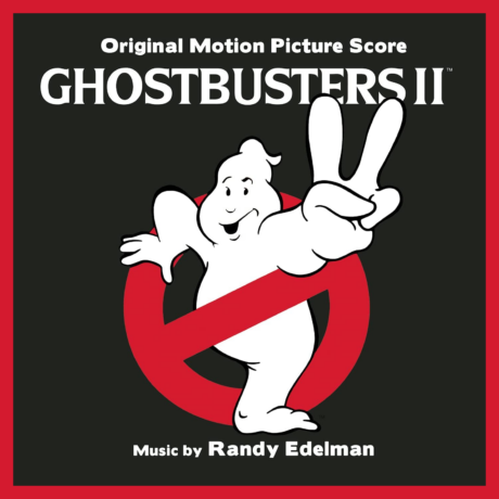 Ghostbusters II: Original Motion Picture Soundtrack Score (CD)