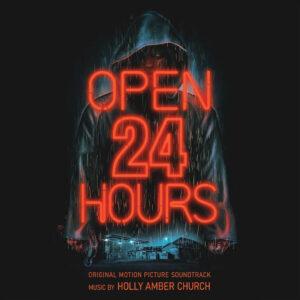 Open 24 Hours - Original Motion Picture Soundtrack (CD) [album cover artwork]