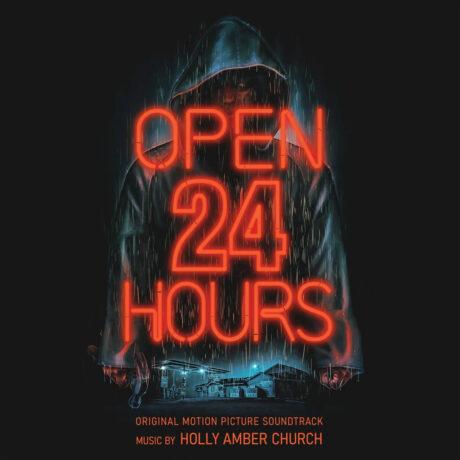 Open 24 Hours – Original Motion Picture Soundtrack (CD)