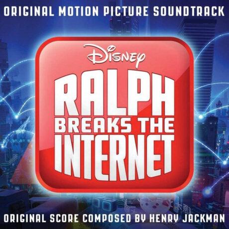 Ralph Breaks The Internet – Original Motion Picture Soundtrack (CD)