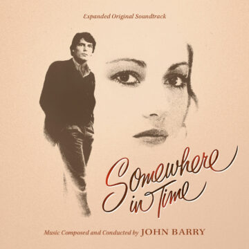 Somewhere in Time: Soundtrack Score (CD) [Limited Edition] [album cover artwork]