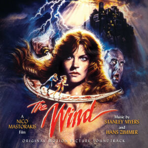 The Wind: Original Motion Picture Soundtrack (CD) [Limited Edition] [album cover artwork]