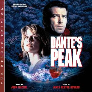 Dante's Peak: The Deluxe Edition Soundtrack (2xCD) [album cover artwork]