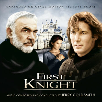 First Knight (Expanded Original Motion Picture Score) Soundtrack [2xCD] [album cover artwork]