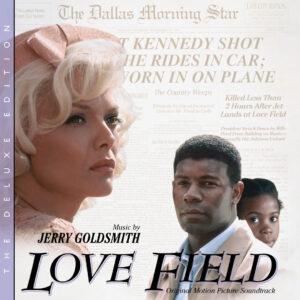 Love Field: The Deluxe Edition Soundtrack (CD) [album cover artwork]