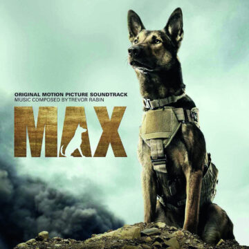 Max: Original Motion Picture Soundtrack (CD) [album cover artwork]