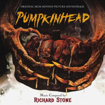 Pumpkinhead Original MGM Motion Picture Soundtrack [CD] [album cover artwork]