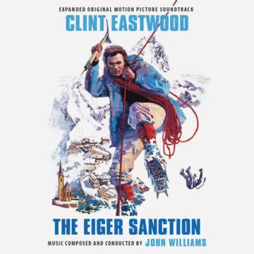 The Eiger Sanction Soundtrack [Expanded] (2xCD) ISC 465 [album cover artwork]