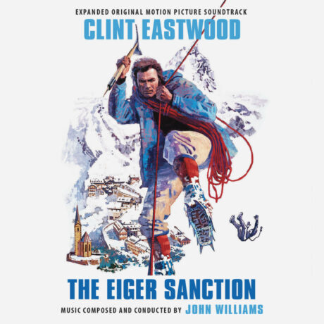 The Eiger Sanction Soundtrack [Expanded] (2xCD)