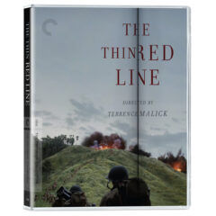 The Thin Red Line - The Criterion Collection [Blu-ray] (cover artwork)