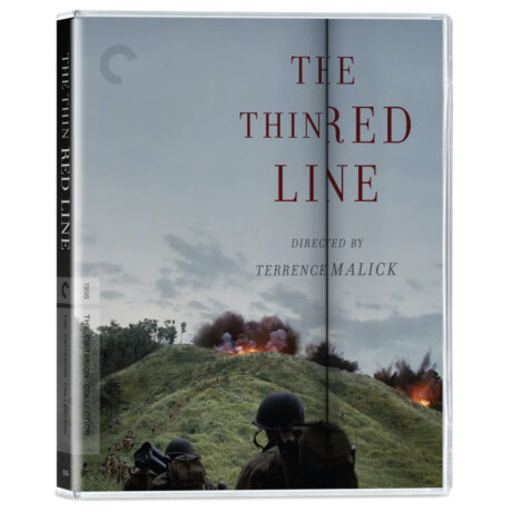 The Thin Red Line – The Criterion Collection [Blu-ray]