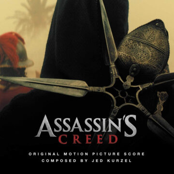 Assassin's Creed (Original Motion Picture Score) [CD] [album cover artwork]
