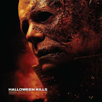 Halloween Kills: Original Motion Picture Soundtrack (CD) [album cover artwork]