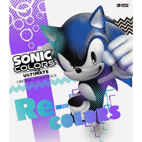 Sonic Colors: Ultimate Original Soundtrack Re-Colors [2xCD]