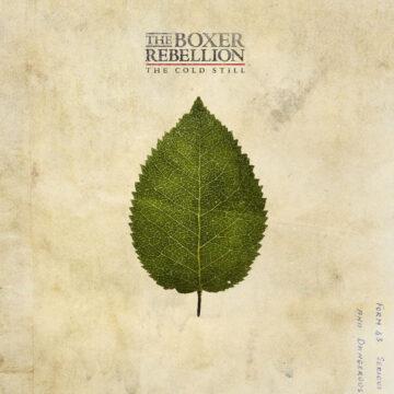 The Cold Still (The Boxer Rebellion) [Japanese Import] [CD] [cover artwork]