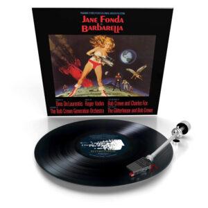 Barbarella Soundtrack (Vinyl) [album cover artwork]