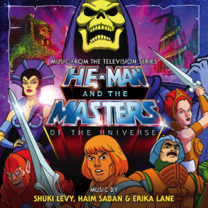 He-Man and the Masters of the Universe - Limited Edition [2xCD] [album cover artwork]