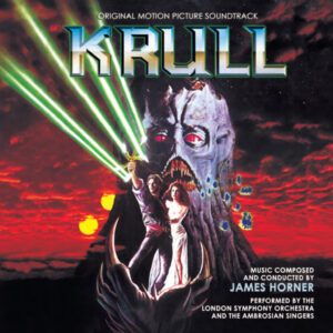 Krull Original Motion Picture Soundtrack (2xCD) [album cover artwork]