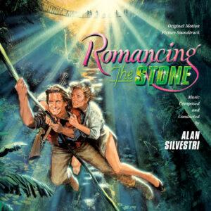 Romancing the Stone Original Motion Picture Soundtrack (CD) [album cover artwork]