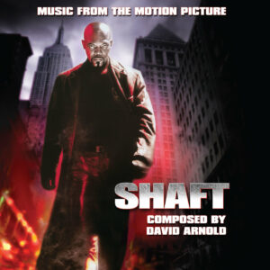 Shaft Music from the Motion Picture (CD) [album cover artwork]