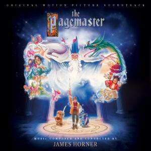 The Pagemaster Original Motion Picture Soundtrack (CD) [album cover artwork]