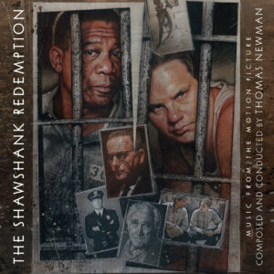 The Shawshank Redemption Limited Edition Soundtrack (2xCD) [album cover artwork]