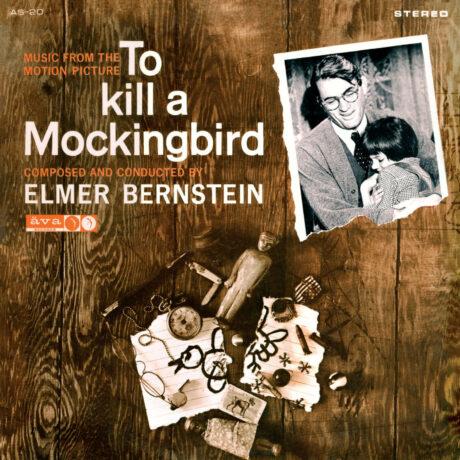 To Kill a Mockingbird and Walk on the Wild Side Soundtracks (CD)