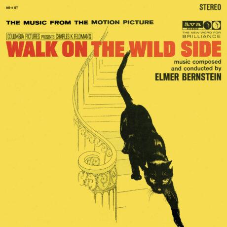 To Kill a Mockingbird and Walk on the Wild Side Soundtracks (CD) [alt cover]